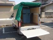 パワーゲート車(昇降能力250kg)